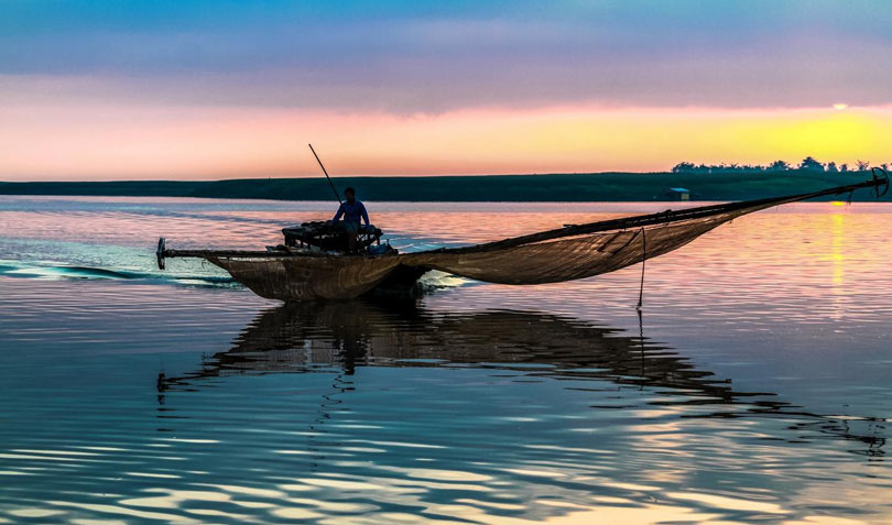 Ham Ninh fishing village - an irrevocable destination